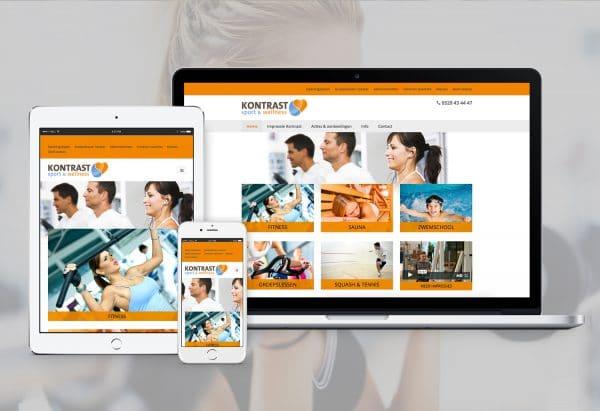 website sportschool